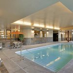 Indoor Heated Mineral Pool & Spa
