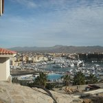 View of the Marina from the Blue Marlin restuarant