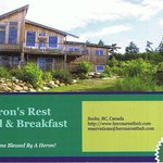 Welcome to Heron's Rest B&B