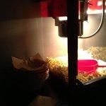 who doesn't like popcorn?
