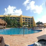 Melia Cozumel Family Pool