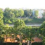 View of Tiber