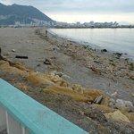 La Linea beach