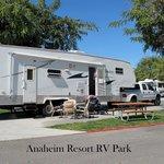 ANAHEIM RESORT RV PARK