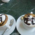 Coffees made by Ahamed Saad
