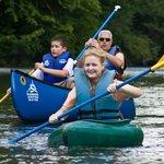 Canoeing, Kayaking