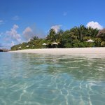 Strand der Beachbungalows
