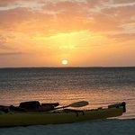 Sunset in Bahamas