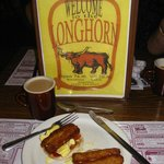Breakfast at the Longhorn Palace Pancake House, Lincoln, NH