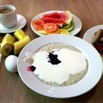 great breakfast spread