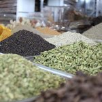 All sort of spices