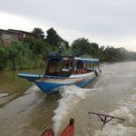Sangke River Boat