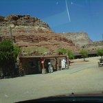 Cliff Dwellers Restaurant, Arizona