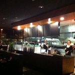 Tresino's kitchen