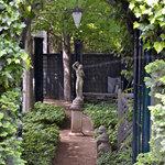 The Reading Garden