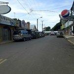 Santa Elena center/view when looking down the street