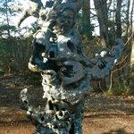 Jerry Garcia statue