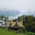 Unique rumah gadang