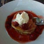Buttermilk Poppyseed Pancakes