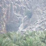 Waterfall (inside the village