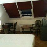 single room on 9th floor