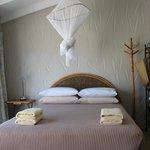 Essential mosquito net!