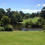 Botanic Gardens - the lake