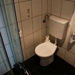 Centrooms twin room, 3rd floor - bathroom