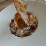 Dessert du menu à 29 € ( je ne sais plus le nom !)