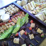 catering finger buffet