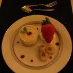 White choc parfait Dessert :)