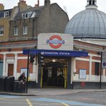 Pick up Point Kennington Station