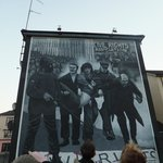 Murals in Derry