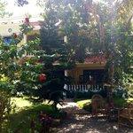 Mango Villa mit Garten