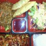 spicy chicken box.