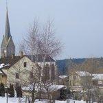 Eglise de Girmont Val d'Ajol