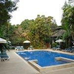Eurasia Chiang Mai pool