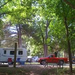 Roaring River State Park is the best park for get away camping!