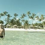 plage de hôtel