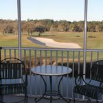 Balcony, View of Golf Course