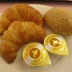 Croissant - breakfast