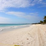spiaggia el paraiso