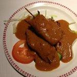 Chicken Satay (Starter portion)