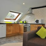 The Hayloft Kitchenette
