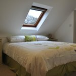 The Hayloft Luxury Bedroom