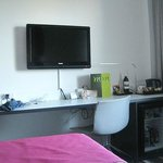 Another view of the room at Mercure Melbourne