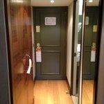 entrance - door