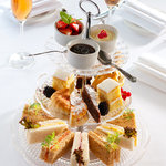 Afternoon Tea and The Olive Tree; A Decadent Delight