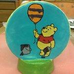 Jill's Pooh Bear
