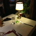 La table